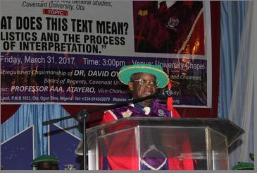 Prof. Awonuga