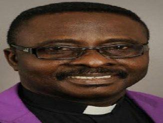 CAN President, Rev. Supo Ayokunle
