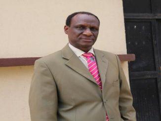 Professor James Omoleye of Covenant University