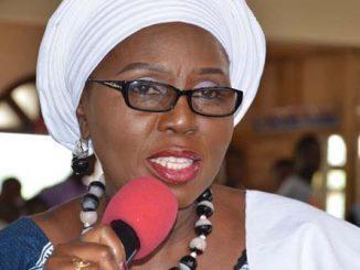 Ondo State First Lady, Mrs Betty Akeredolu