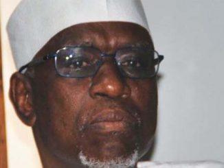 Professor Abubakar Rasheed, Executive Secretary, NUC