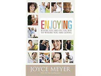 JOYCE MEYER BOOK