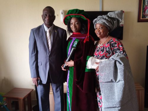 DR OLDEJI WITH PARENTS