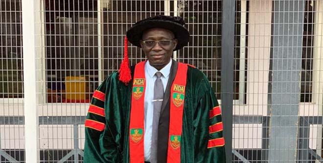 Professor Sydney Chinedu Osuala edutorial