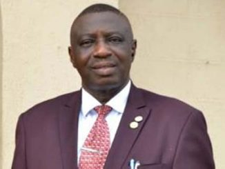 Professor Sunday Olawale Okeniyi,  PhD, FCSN, FICCON, FRSC, CChem, JP