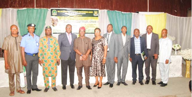 A Cross Section Of Important Dignitaries During The Conference