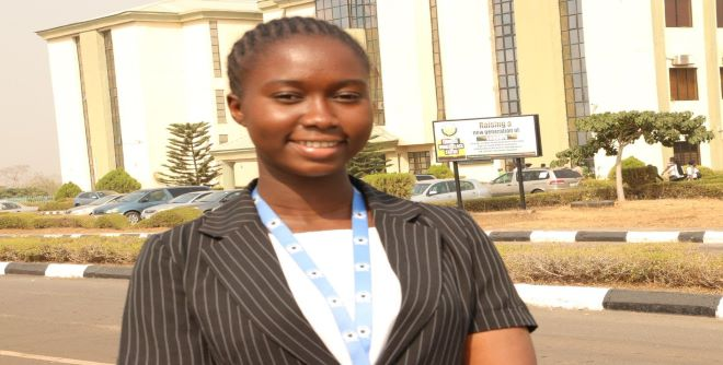 Queen Oluwatobi Grace Adeoye