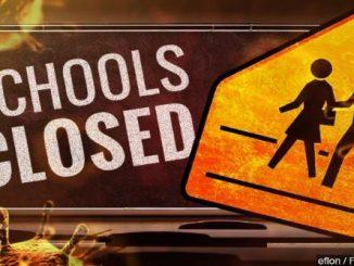 CORONA VIRUS SCHOOLS CLOSED